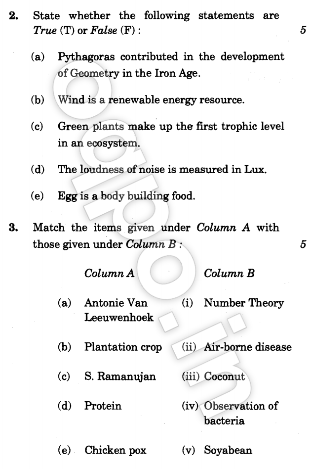 Ignou fst 01 science and technology question paper june 2016 ignou fst 01 fundamental course in science and technology question paper june 2016 term end examination for bachelors degree programmebdp malvernweather Image collections